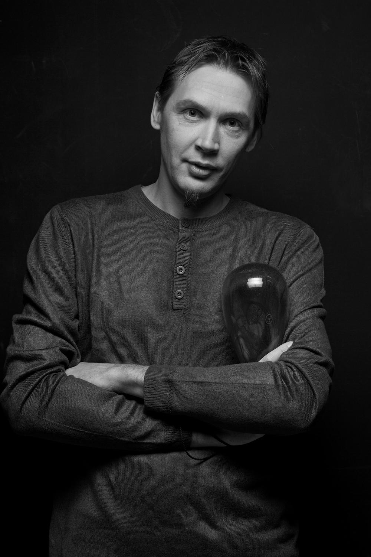 Viktoras Dailidenas BW